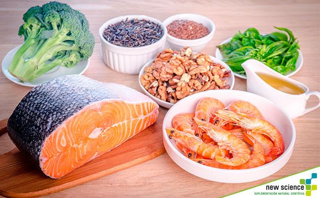 ¿Por qué es importante incluir omega 3 en nuestra dieta?