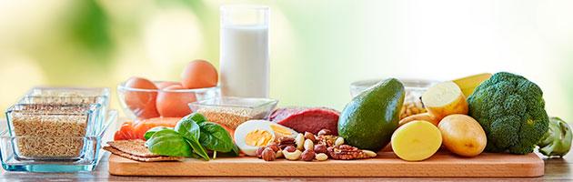 alimentos con bajos indices glucemicos para diabeticos
