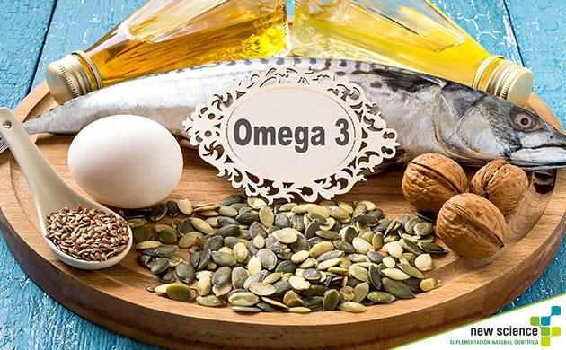 Beneficios del Omega 3 y su función en nuestro cuerpo