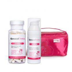 Genacol Derma Pack + Cosmetiquero