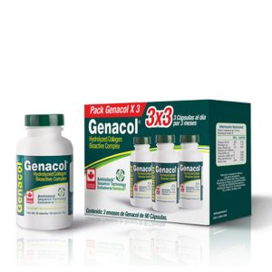 Genacol Pack x 3