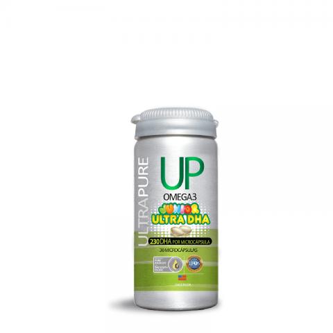 Omega UP JUNIOR Ultra DHA 30 cápsulas
