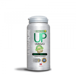 Omega UP UltraPure 120 microcápsulas