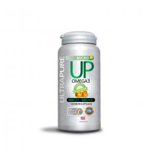 Omega UP UltraPure 120 micro cápsulas