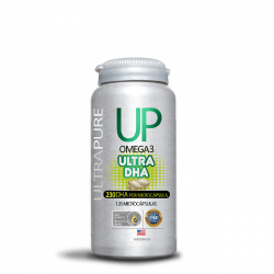 Omega UP Ultra DHA 120 microcápsulas