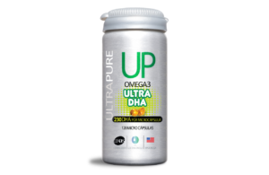Omega UP Ultra DHA 120 micro cápsulas