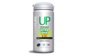 Omega UP Ultra DHA 120 micro cápsulas