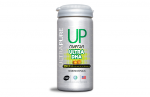 UP Ultra DHA 120 micro cápsulas