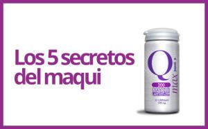 los 5 secretos del maqui
