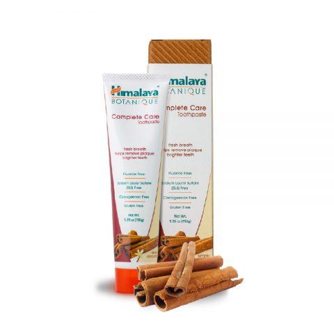 Pasta Dental Himalaya Canela Simply Cinnamon