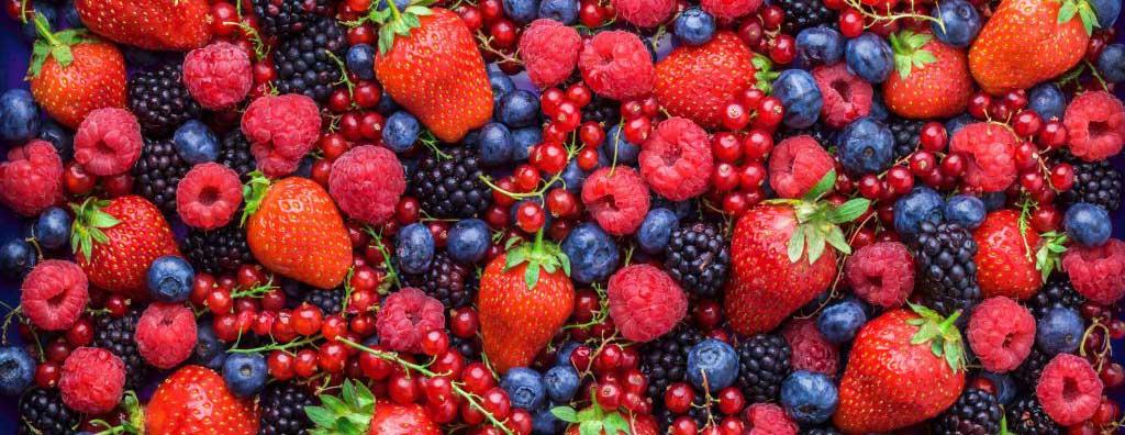 Pequeños y poderosos berries