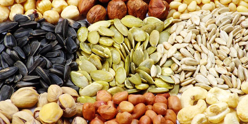 Las semillas son las las estrellas de los súper alimentos