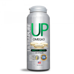 Omega UP UltraPure 120 cápsulas