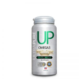 Omega UP UltraPure 60 cápsulas