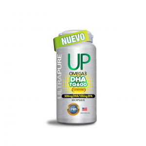 Omega UP UltraPure TG DHA 600