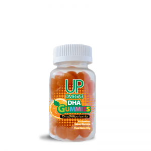 Omega UP DHA Gummies
