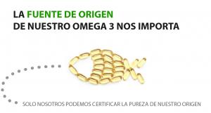 La Fuente de Origen de nuestro Omega 3 nos importa