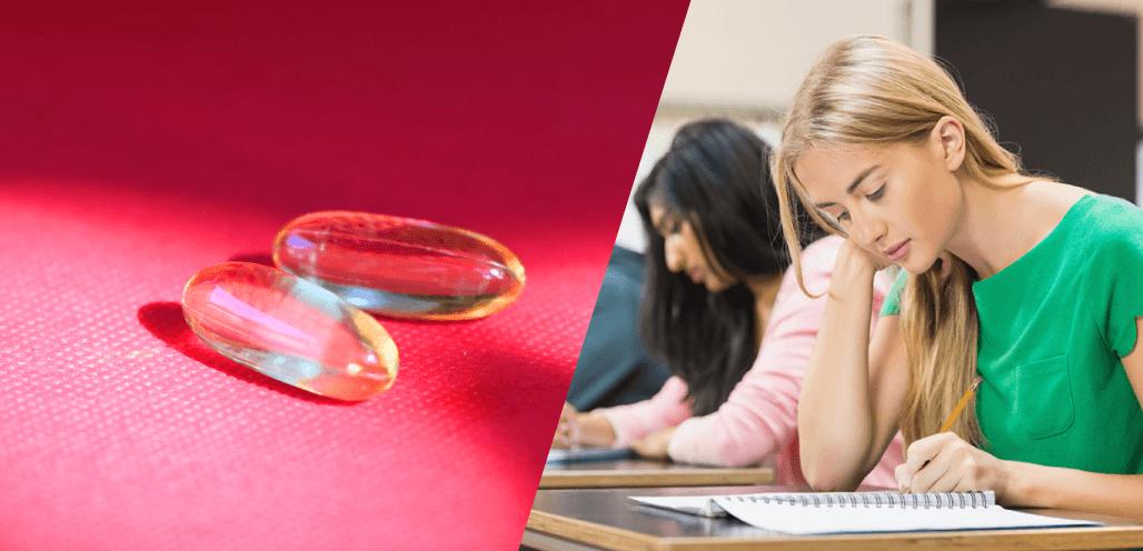 Estudio demuestra que estudiantes con buenos puntajes en PSU consumen más DHA