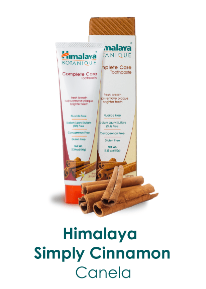 Himalaya Simply Cinnamon - Canela