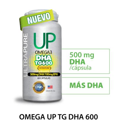 Omega UP TG DHA 600