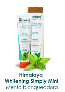 Himalaya Whitening Simply Mint - Menta Blanqueadora