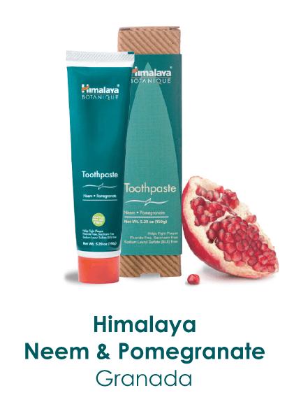 Himalaya Neem & Pomegranate - Granada