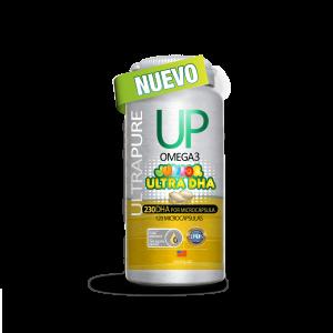 Omega UP Junior Ultra DHA 120 microcápsulas