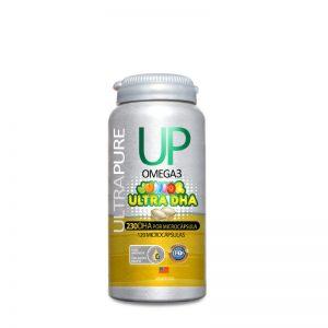 Omega UP UltraPure JUNIOR 120 cápsulas