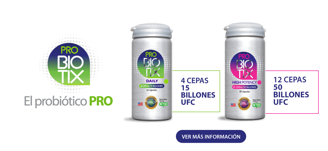 ProBiotix Daily y High Potency