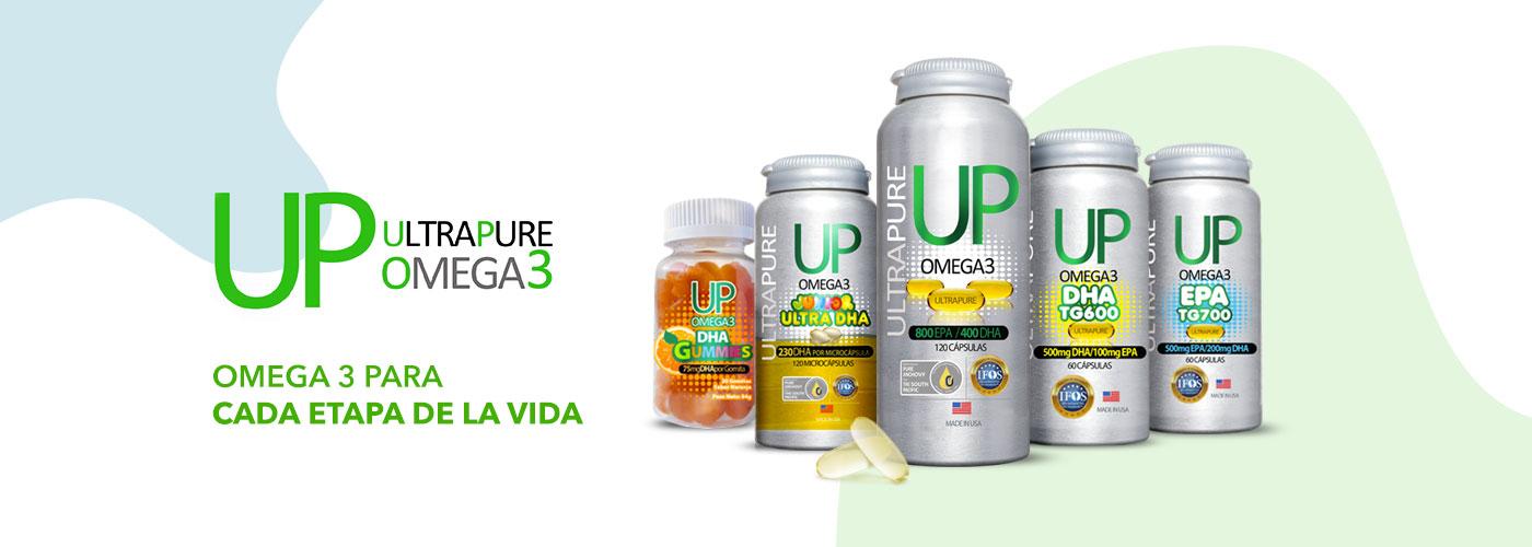 Omega 3 para cada etapa de la vida