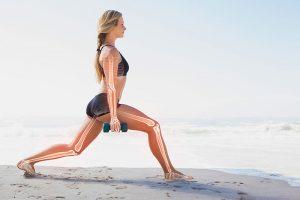 A partir de los 45 años hay que fortalecer huesos y articulaciones