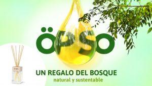 OPSO un regalo del bosque natural y sustentable