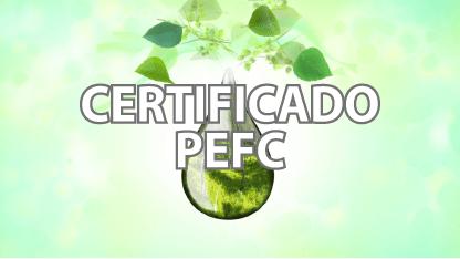 Certificado PEFC