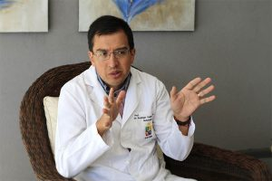 Doctor Rodrigo Valenzuela Baez