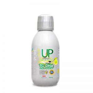 Omega UP liquid TG DHA High Potency