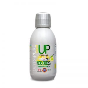 Omega UP UP liquid TG DHA High Potency