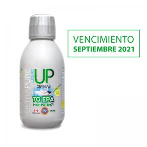 Omega UP Liquid TG EPA High Potency