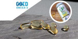 Omega 3 GOED Omega UP TG DHA