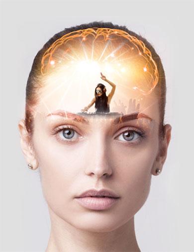 Cerebro DHA luces