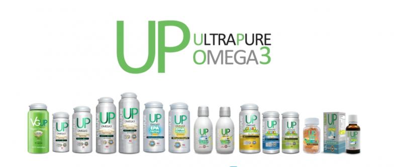 Línea Omega UP UltraPure Omega 3