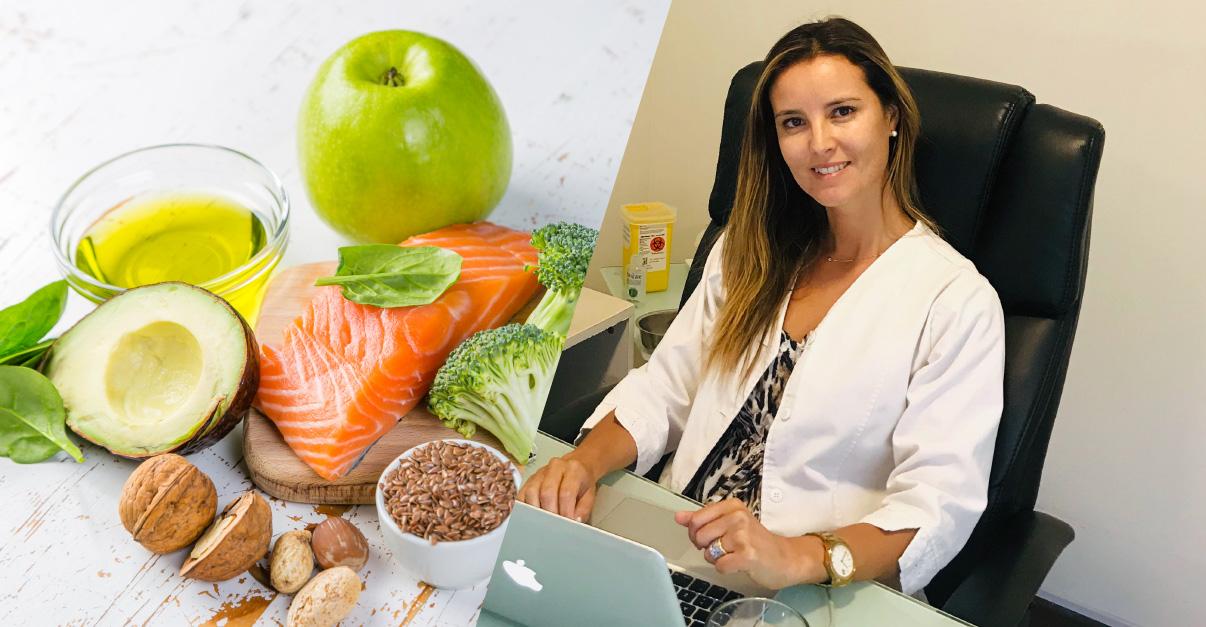 Nutrientes para Fortalecer el Organismo