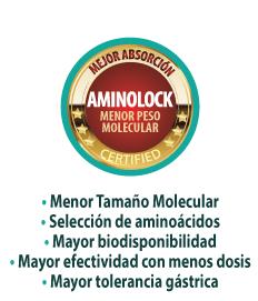 AminoLock Peso Molecular