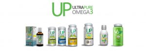 Omega UP UltraPure Línea DHA