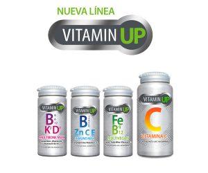 Línea Vitamin UP