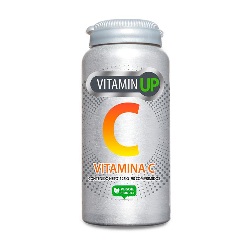 Vitamin UP Vitamina C + Rosa Mosqueta