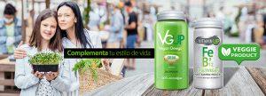 UP Vegan y Vitamin UP MultiVegan