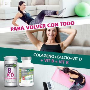 Genacol Xtra + Vitamin UP MultiBone