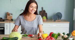 Nutrición Vegana o Vegetariana