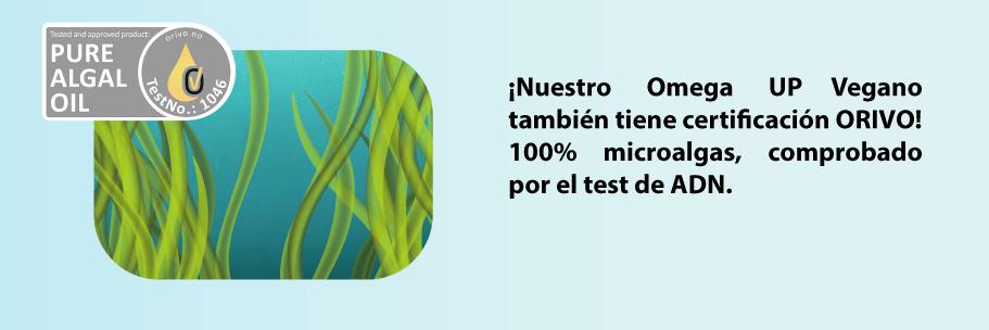 ORIVO Microalgas