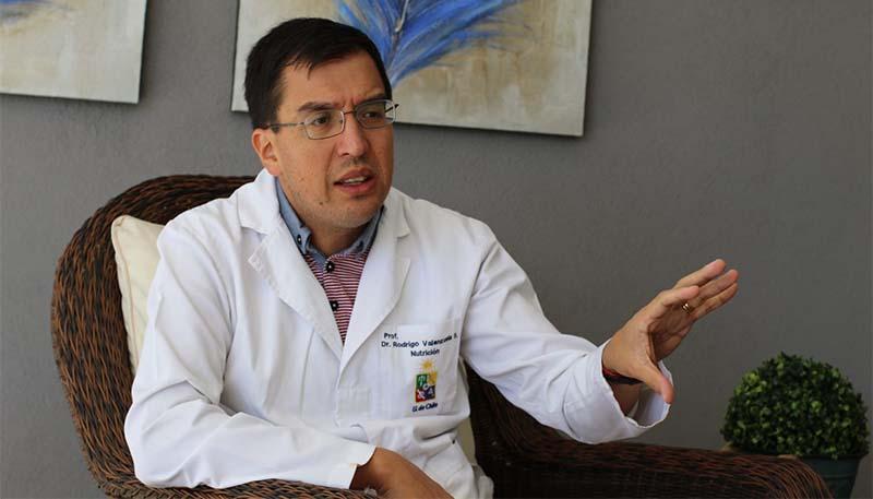 Dr Rodrigo Valenzuela